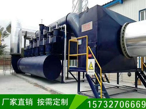 防爆型催化燃烧废气处理设备
