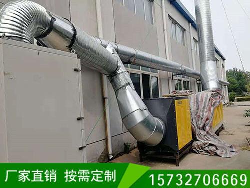 京茂环保生产二